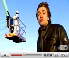 Vidéo Top Gear : Electric racing car