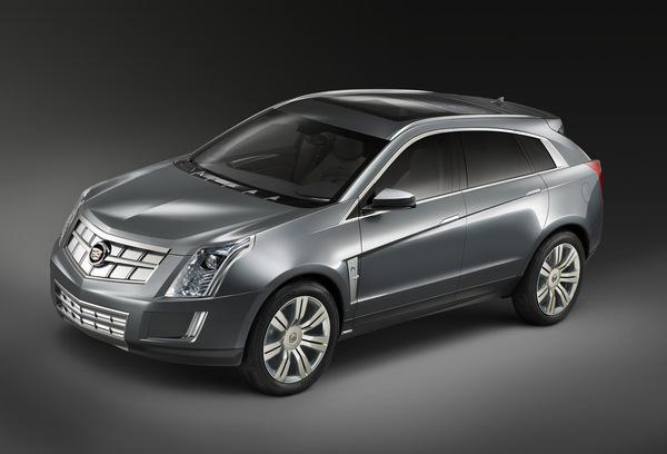 Détroit 2008 : Cadillac Provoq Concept