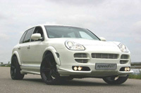 Porsche Cayenne SpeedArt Titan-GT