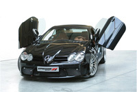 Mercedes EX SL R230 by Expression