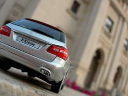 La nouvelle Mercedes Classe E Wagon se dévoile en miniature !