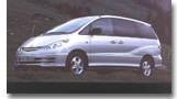 Toyota Previa 2.0 D4-D : le Diesel en famille