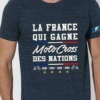Idée cadeau : l'EDF de motocross à l'honneur chez French Mud