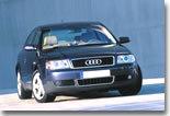 Audi A6 : plus massive et plus puissante