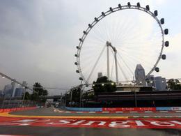 F1 - GP de Singapour : les pilotes ont peur de la pluie