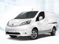 La production du Nissan e-NV 200 électrique débute en Espagne
