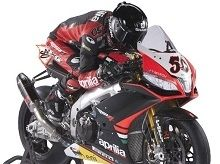 Superbike - Aprilia: Le champion du monde remet son titre en jeu