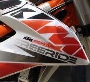 Électrique: KTM promet d'autres modèles sportifs