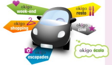 Okigo-AVIS/VINCI Park : l'auto-partage voit la vie en vert