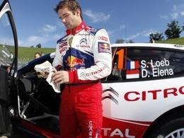 Sébastien Loeb évoque sa sortie fin 2011
