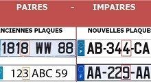 Circulation alternée à Paris: demain c'est la journée aux pairs
