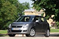 Suzuki Swift Mac Douglas : une série limitée très classe