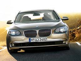 La BMW 730d élue meilleure voiture pour chauffeur de l'année