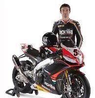 Superbike - Aprilia: Sylvain Guintoli ressent une pression positive