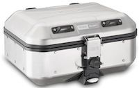 Givi Dolomiti: après les valises, les top-cases