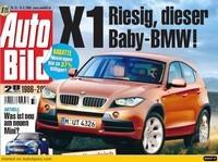 Future BMW X1 : le petit SUV !
