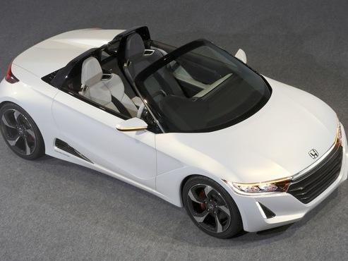 La Honda S660 sera produite en 2015
