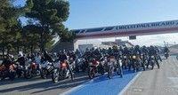 Sunday Ride Classic: 300 motos au Ricard pour les 10 ans...