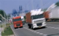 Autoroute A7 : interdiction de dépasser pour les poids lourds et caravanes sur certaines sections