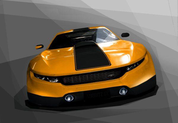 Design : Amoritz GT LSPS par Fernando Morita