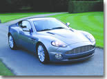 Aston Martin Vanquish : pour gros budgets