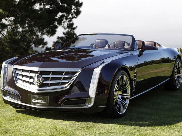 Cadillac Ciel : le constructeur américain envisagerait sa production