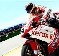 Superbike - Test Kyalami: Fabrizio, comme un patron