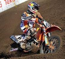 Que de KTM en motocross MX 1, MX 2 et féminine pour 2010 !