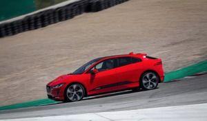 Jaguar : l'I-Pace fait un temps respectable sur circuit