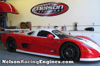 Mosler Nelson Racing Engines: 1800 ch!