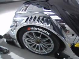 La nouvelle Mercedes de DTM se dévoile... un peu en vidéo