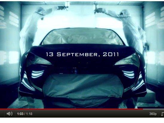 Salon de Francfort 2011 - Toyota FT-86 II : il sera là