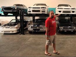 La collection de voitures de Paul Walker bientôt à vendre ?