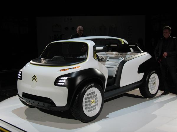 Citroën Lacoste : découvrez la Méhari du XXIe siècle en avant-première