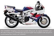 Actualité moto - Honda: 20 ans de CBR1000RR