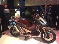 Présentation vidéo - Honda X-ADV : disponible fin mars pour le marché français