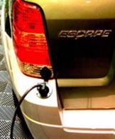 Ford mise sur le plug-in hybrid