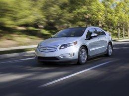 Mondial de Paris 2010 : la Chevrolet Volt électrique à autonomie prolongée