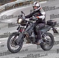 Nouveauté - KTM: une Enduro 800 en test