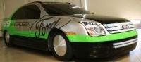 Ford : deux véhicules verts pour un record de vitesse écolo