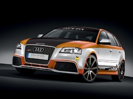 Une Audi RS3 MTM est en préparation