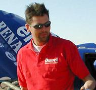 Dakar 2007: Stéphane Henrard avec Kronos Racing