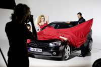 Nouvelle Mercedes CLC: présentée à... Berlin!