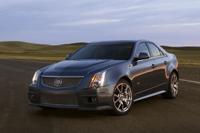 Salon de Détroit: Cadillac CTS-V. 550 ch à la hauteur des BMW M5 et Audi RS6?