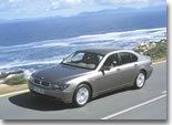 BMW Série 7 : BMW high-tech
