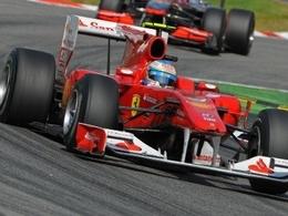 Alonso compte rester sur le podium