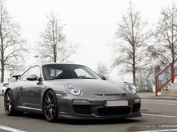 Photos du jour : Porsche 911 997 GT3