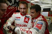 WRC: encore du changement chez Citroën