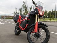 Insolite: Kalachnikov se lance dans la moto électrique!