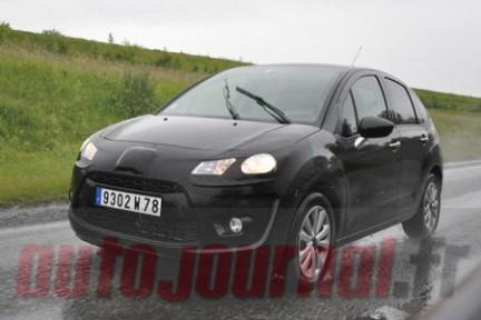 Spyshot humide : Citroën C3